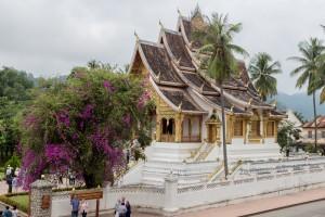LC_0448: Laos - Royal Palace in Luang Prabang