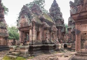 LC_1064: Cambodia - Angkor site