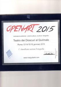 OPENART 2015