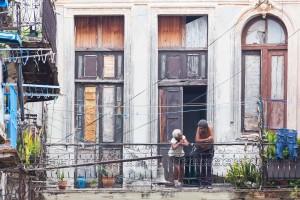 CU_0334: Habana (Cuba) - At the balcony