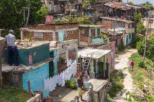 CU_0756: Cuba - Slum in Santiago de Cuba