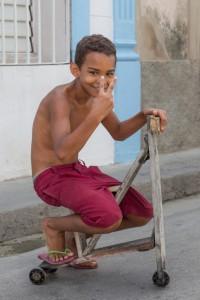 CU_0779: Cuba - Young boy