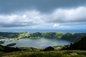 AZ_1204: Azores - Vulcanic lake