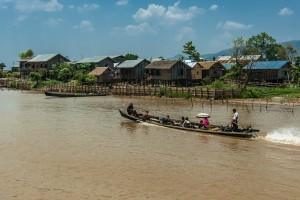 DB_2142: Myanmar - Sailing inland waters