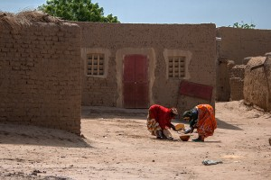 DO_3168: Mali - Daily life in a village