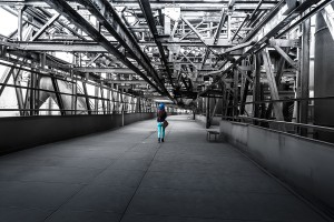 GE_0097: Germany - Walking at Volklingen