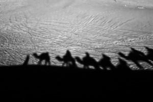 KA_0580: Morocco - The shadow of the caravan