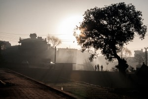 KD_0098: Northern India - Dawn