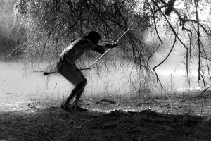 La caccia_005: Botswana- Bushmen hunting