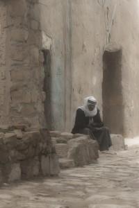 SI_1023: Syria - Man in a village
