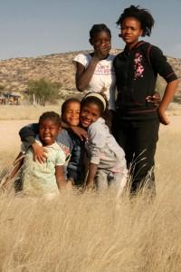 SN_0009: Namibia - Children