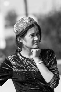 TAM_0485: Uzbekistan - Young woman