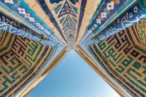 TAM_0551: Uzbekistan - Rejistan complex in Samarcanda