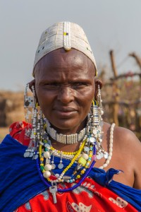 TA_0142: Tanzania - Masai woman