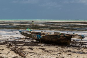 TA_0507: Tanzania - Low tide in Zanzibar