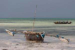 TA_0575: Tanzania - Low tide in Zanzibar