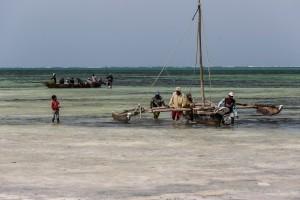 TA_0580: Tanzania - Fishermen in Zanzibar