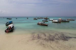 TA_0591: Tanzania - Boats in Zanzibar